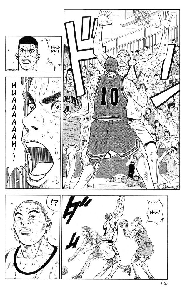 Slam Dunk Chapter 239  Online Free Manga Read Image 14