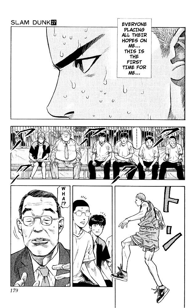 Slam Dunk Chapter 242  Online Free Manga Read Image 12