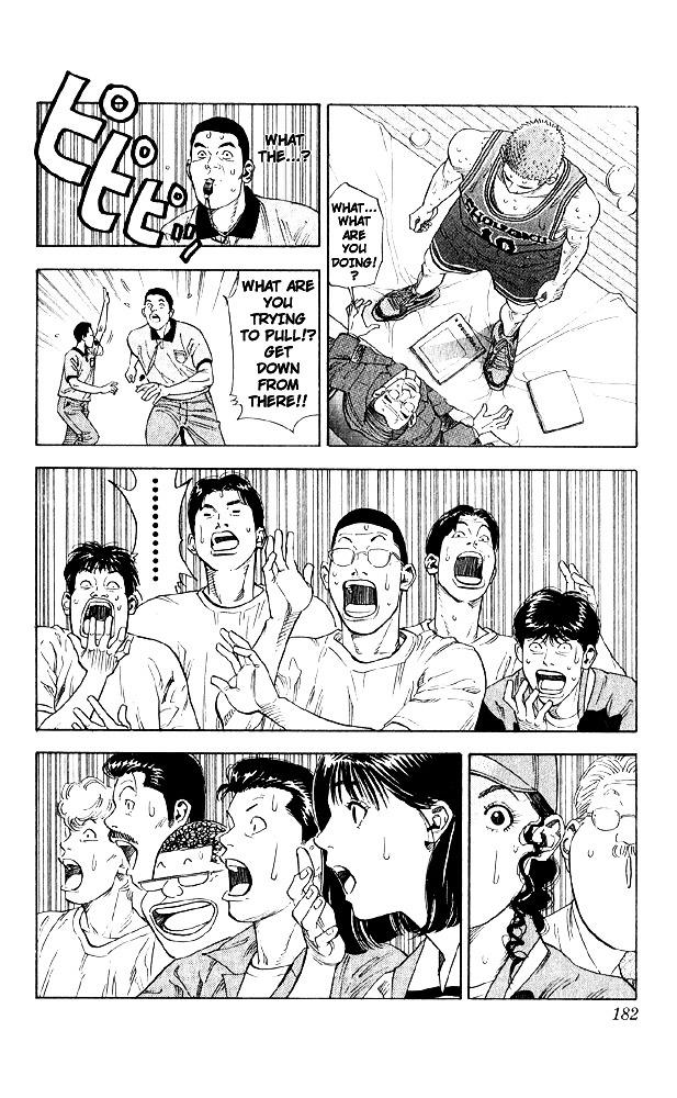 Slam Dunk Chapter 242  Online Free Manga Read Image 14