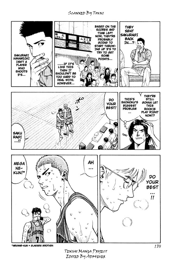 Slam Dunk Chapter 242  Online Free Manga Read Image 3