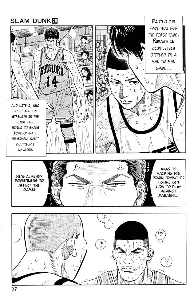 Slam Dunk Chapter 244  Online Free Manga Read Image 10