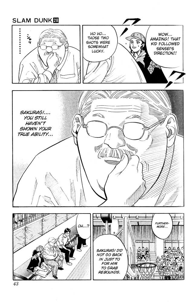 Slam Dunk Chapter 244  Online Free Manga Read Image 16