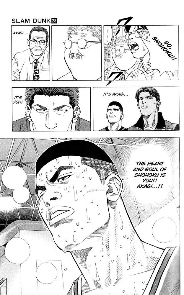 Slam Dunk Chapter 244  Online Free Manga Read Image 18