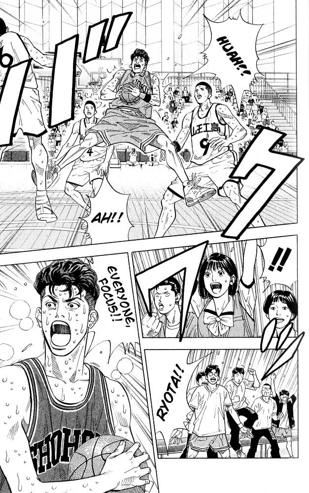 Slam Dunk Chapter 244  Online Free Manga Read Image 8