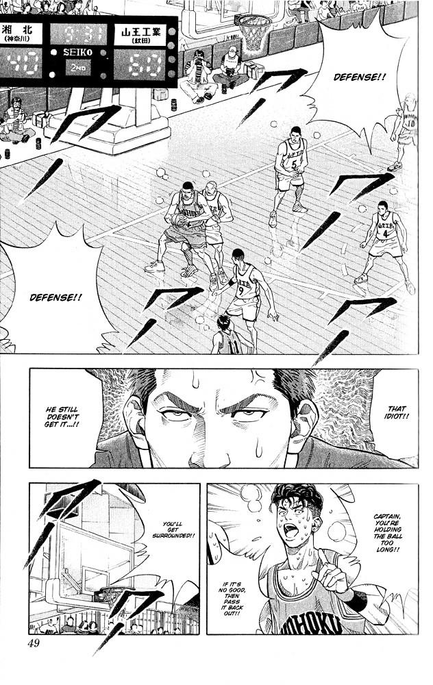 Slam Dunk Chapter 245  Online Free Manga Read Image 3