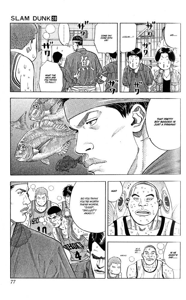 Slam Dunk Chapter 246  Online Free Manga Read Image 10