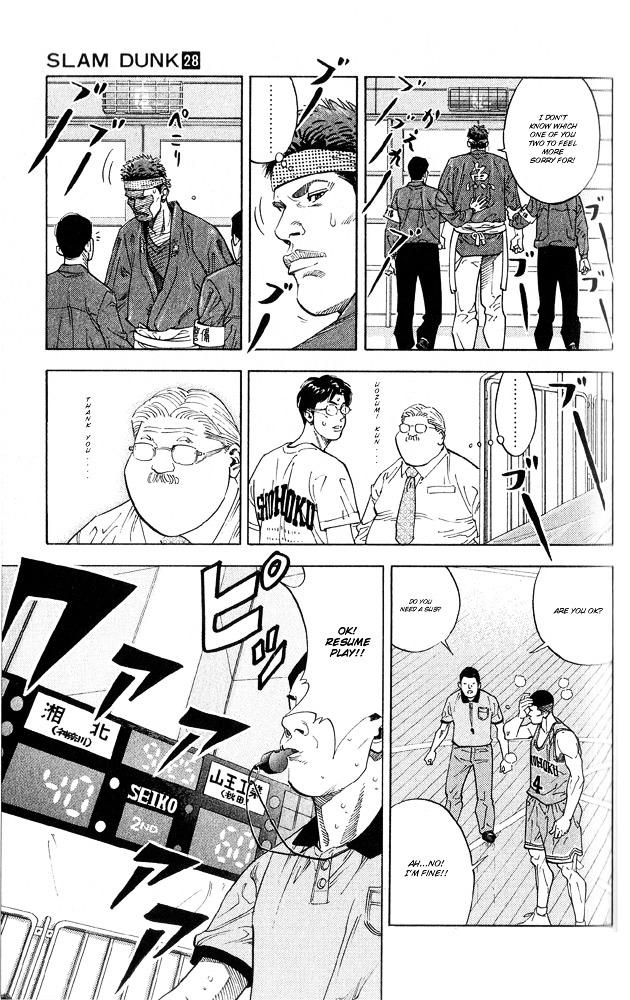 Slam Dunk Chapter 246  Online Free Manga Read Image 12
