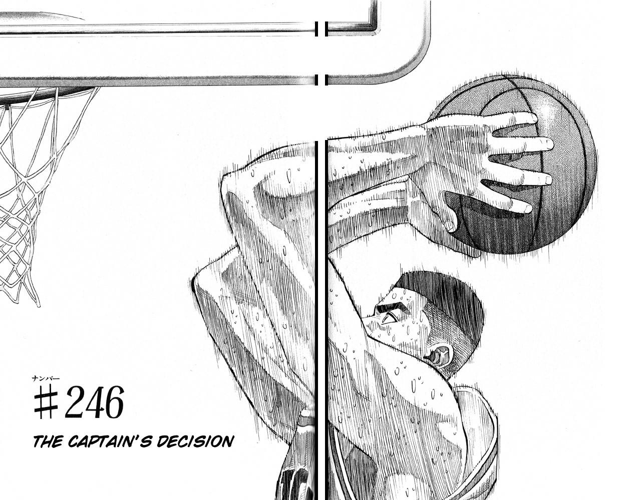 Slam Dunk Chapter 246  Online Free Manga Read Image 2