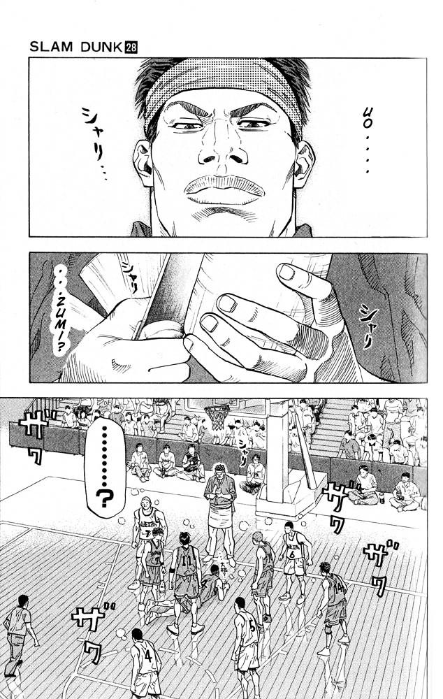 Slam Dunk Chapter 246  Online Free Manga Read Image 8