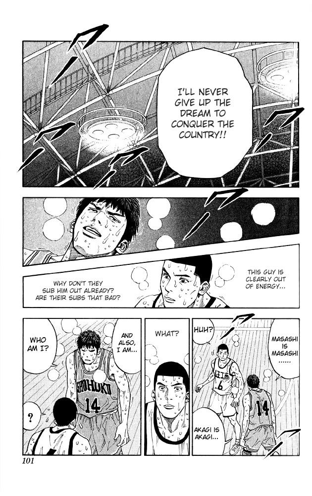 Slam Dunk Chapter 247  Online Free Manga Read Image 14