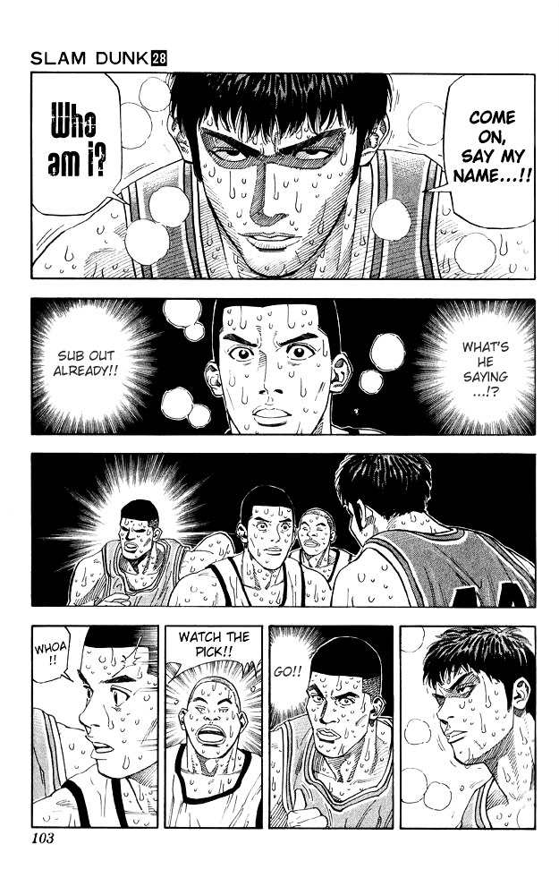 Slam Dunk Chapter 247  Online Free Manga Read Image 16