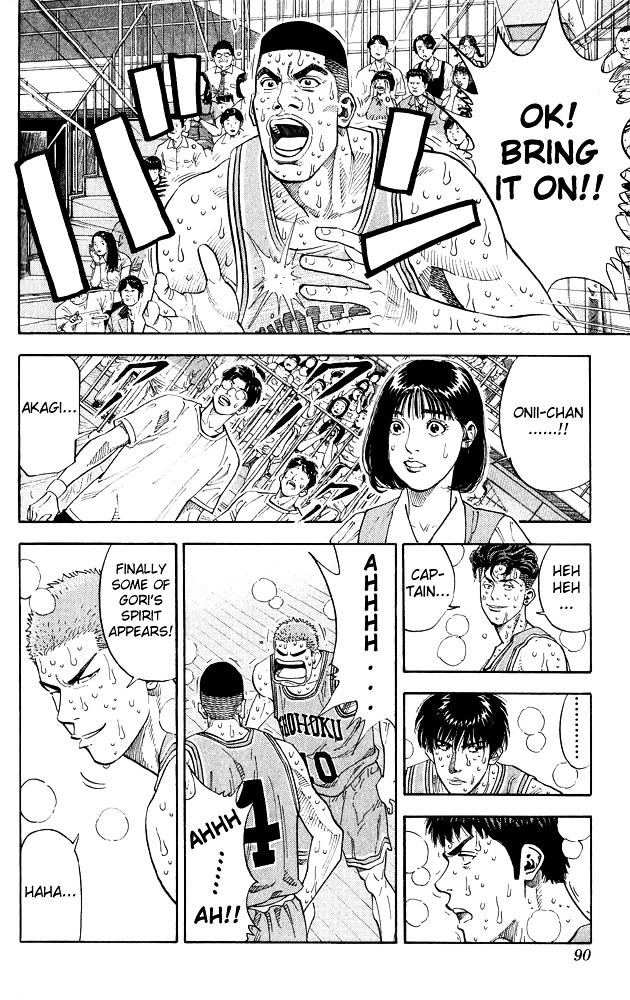 Slam Dunk Chapter 247  Online Free Manga Read Image 3