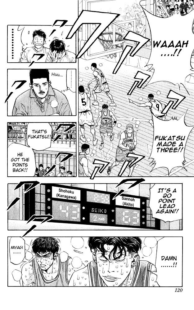 Slam Dunk Chapter 248  Online Free Manga Read Image 14