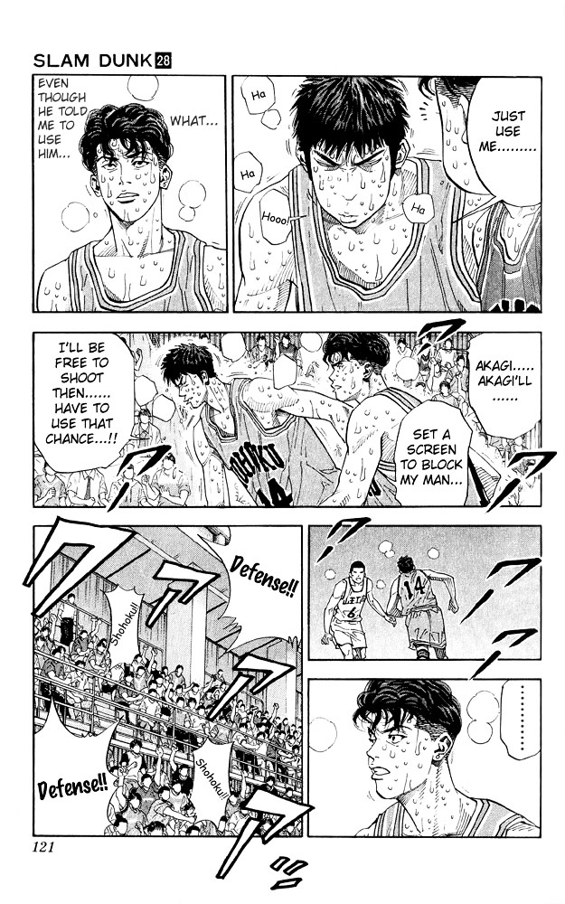 Slam Dunk Chapter 248  Online Free Manga Read Image 15