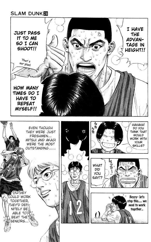 Slam Dunk Chapter 248  Online Free Manga Read Image 7