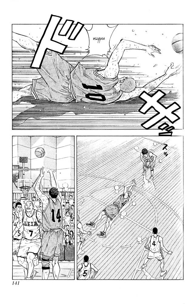 Slam Dunk Chapter 249  Online Free Manga Read Image 13