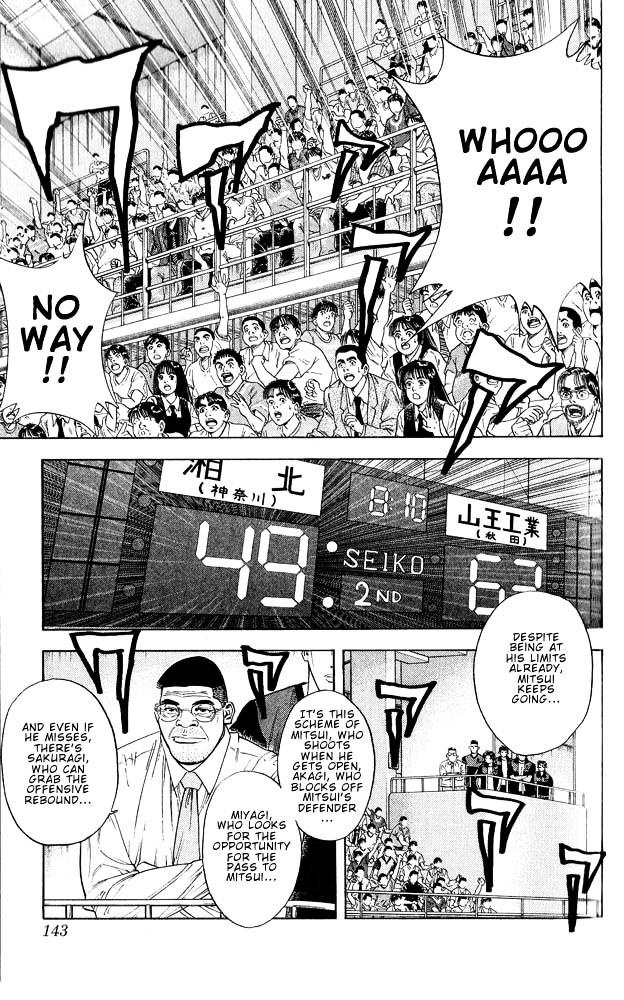 Slam Dunk Chapter 249  Online Free Manga Read Image 15