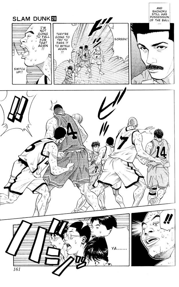 Slam Dunk Chapter 250  Online Free Manga Read Image 14