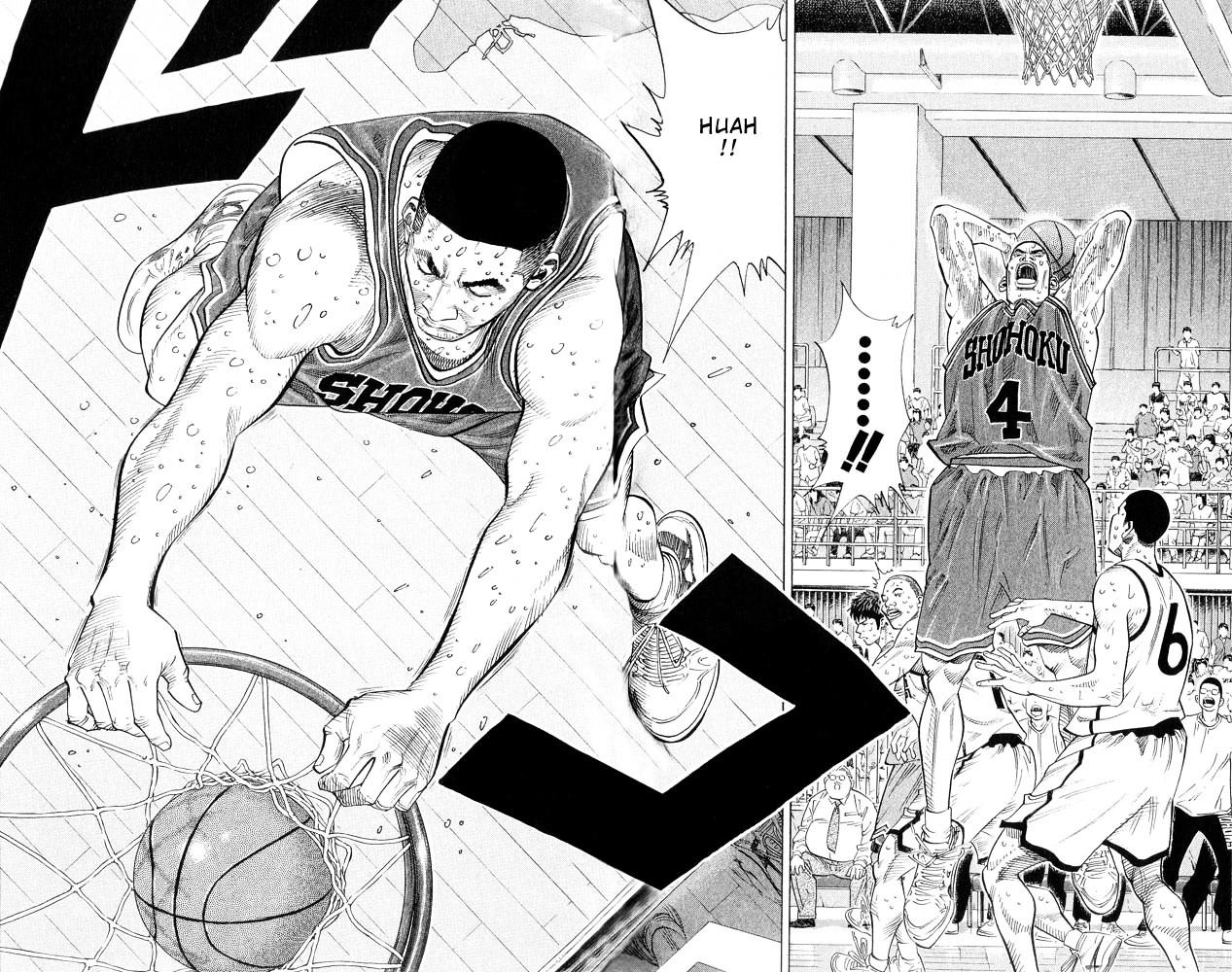 Slam Dunk Chapter 250  Online Free Manga Read Image 15