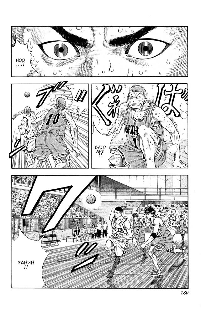 Slam Dunk Chapter 251  Online Free Manga Read Image 13