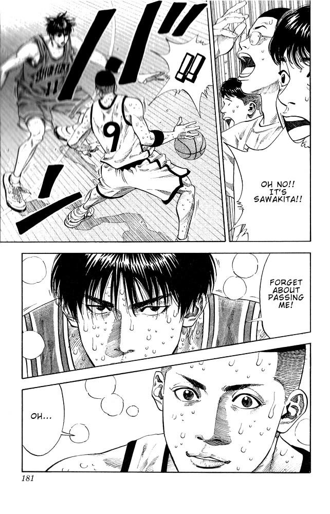 Slam Dunk Chapter 251  Online Free Manga Read Image 14