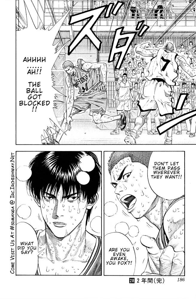 Slam Dunk Chapter 251  Online Free Manga Read Image 17