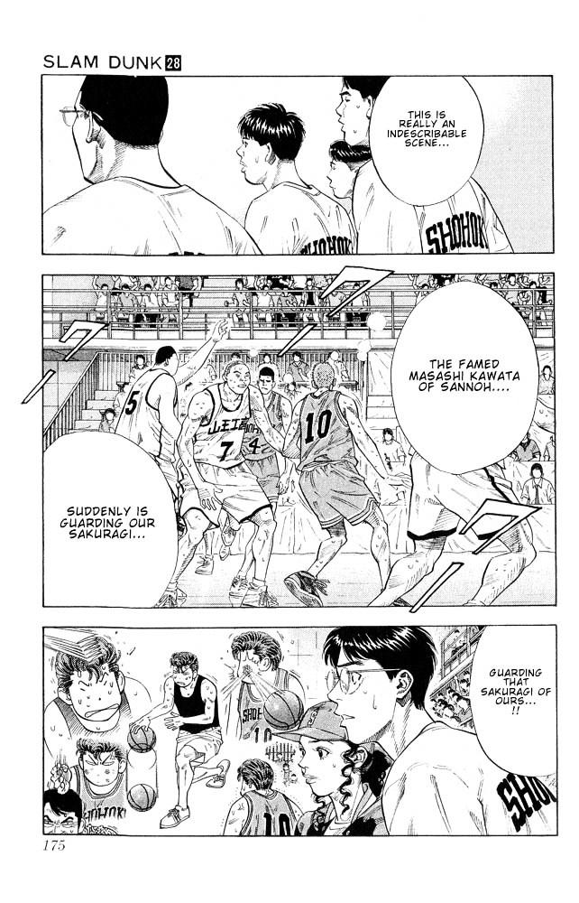 Slam Dunk Chapter 251  Online Free Manga Read Image 8