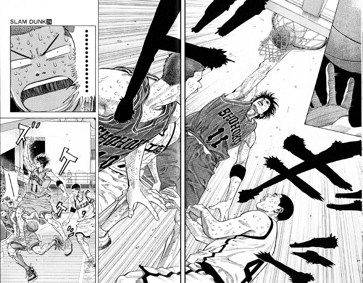 Slam Dunk Chapter 252  Online Free Manga Read Image 20