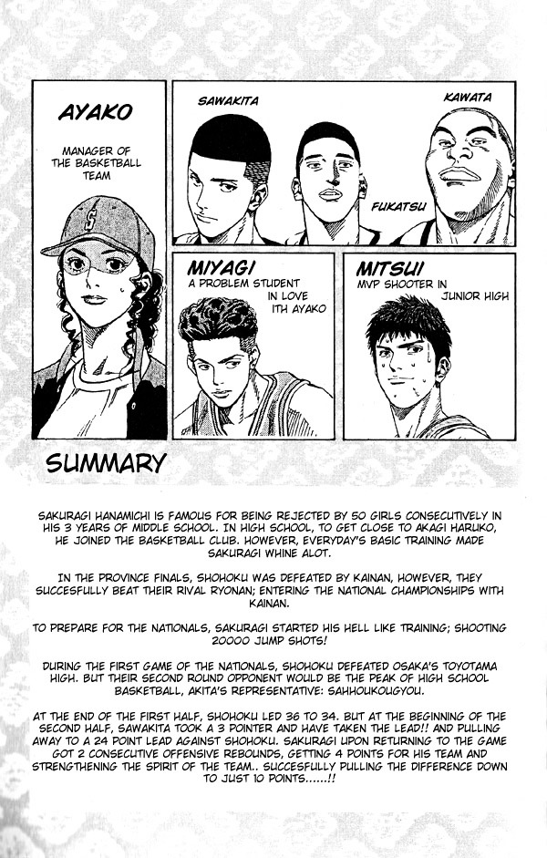 Slam Dunk Chapter 252  Online Free Manga Read Image 3
