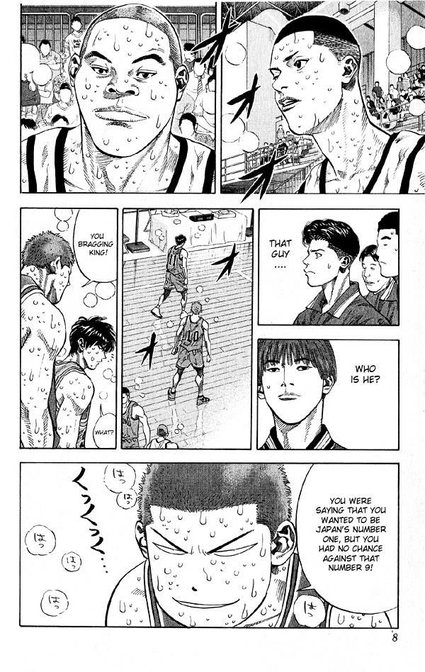 Slam Dunk Chapter 252  Online Free Manga Read Image 6