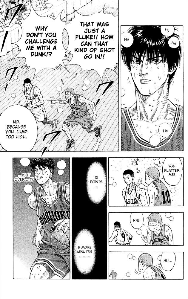 Slam Dunk Chapter 254  Online Free Manga Read Image 16