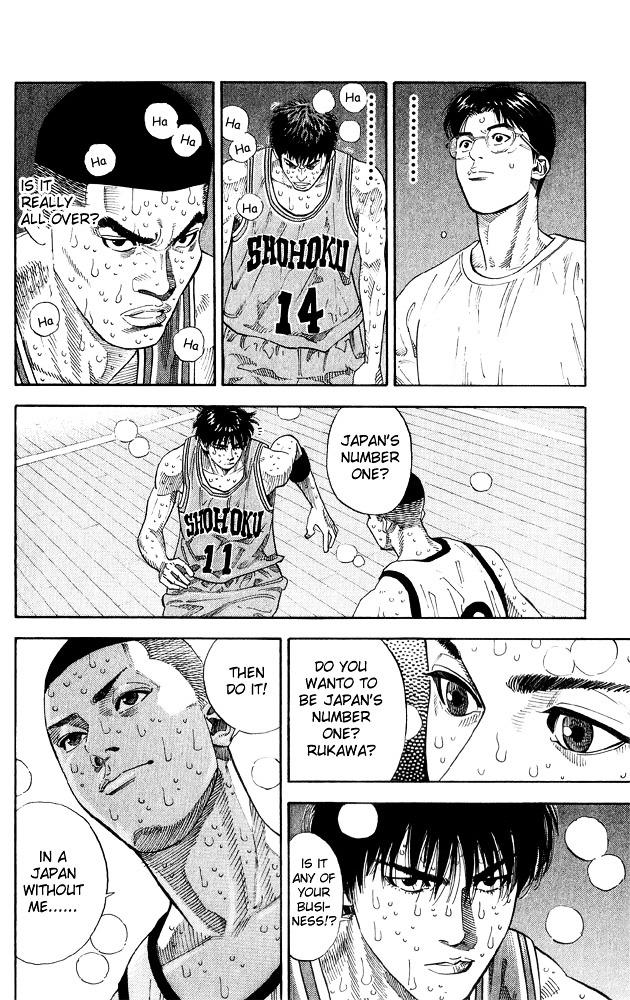 Slam Dunk Chapter 254  Online Free Manga Read Image 17