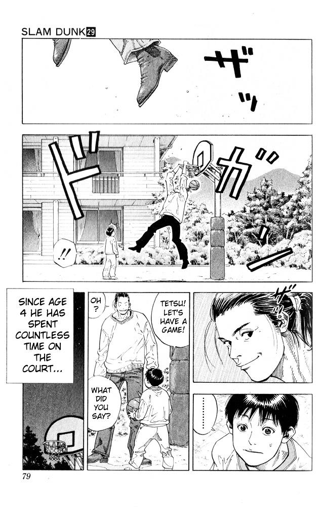 Slam Dunk Chapter 255  Online Free Manga Read Image 12