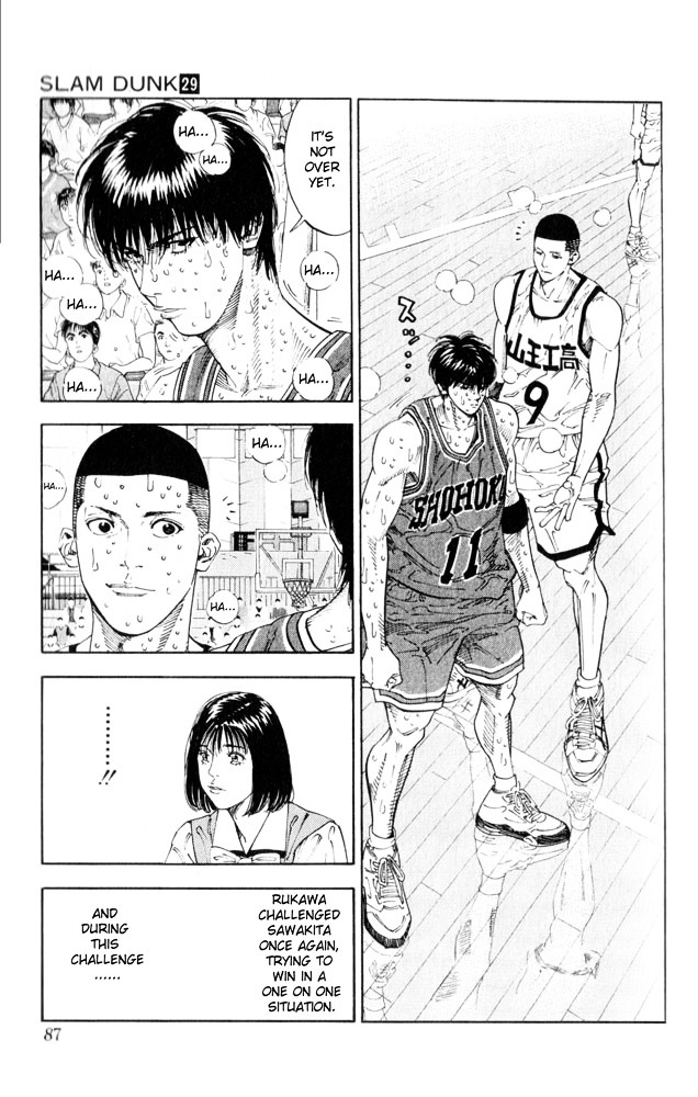 Slam Dunk Chapter 256  Online Free Manga Read Image 3