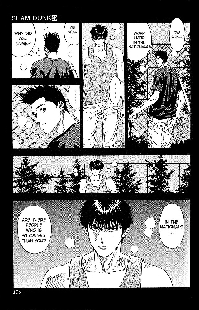 Slam Dunk Chapter 257  Online Free Manga Read Image 11