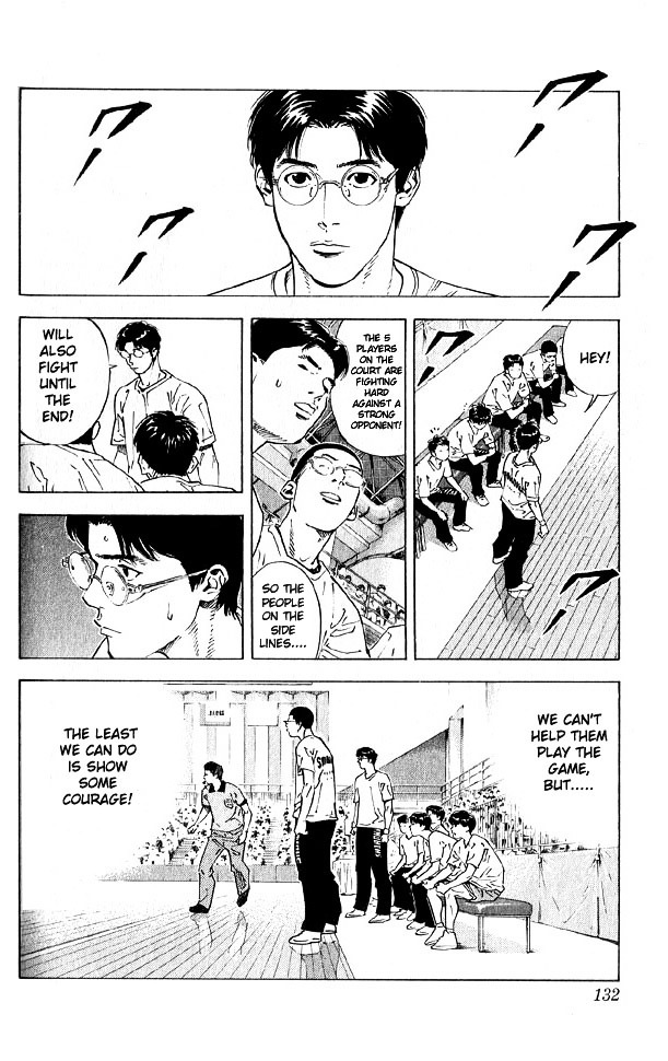 Slam Dunk Chapter 258  Online Free Manga Read Image 6