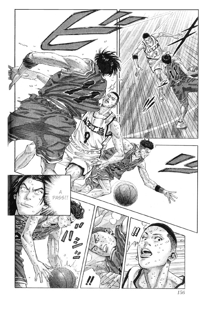 Slam Dunk Chapter 259  Online Free Manga Read Image 10