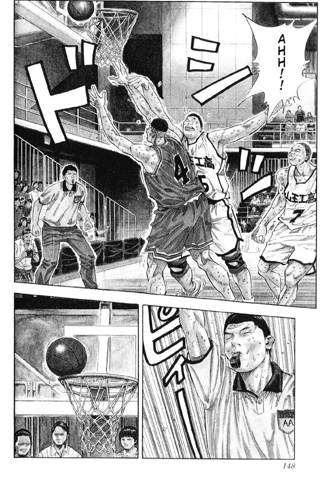 Slam Dunk Chapter 259  Online Free Manga Read Image 2