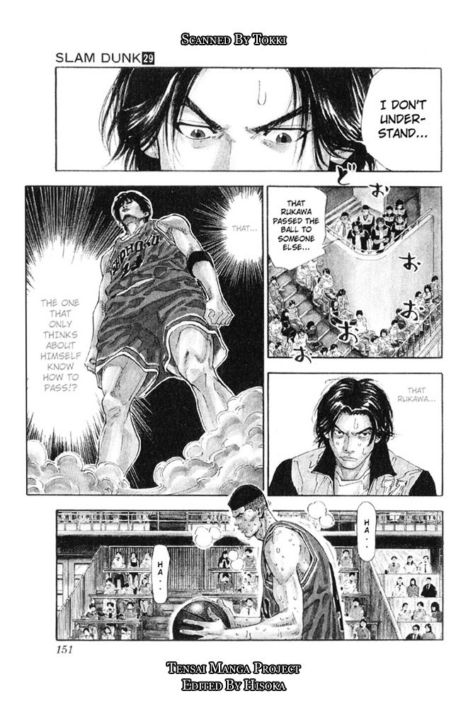 Slam Dunk Chapter 259  Online Free Manga Read Image 5