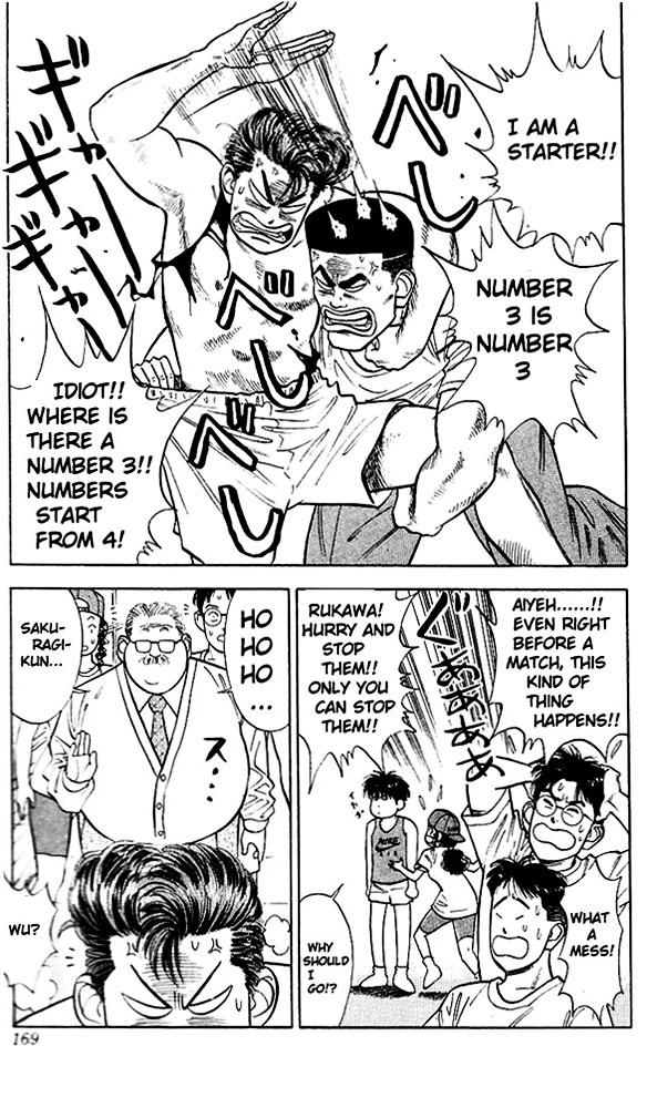 Slam Dunk Chapter 26  Online Free Manga Read Image 16