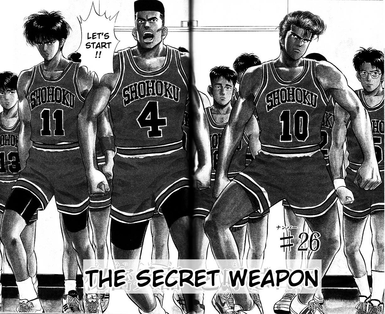 Slam Dunk Chapter 26  Online Free Manga Read Image 2