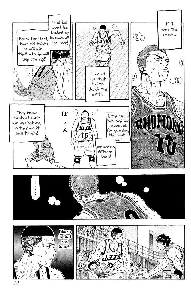 Slam Dunk Chapter 261  Online Free Manga Read Image 15