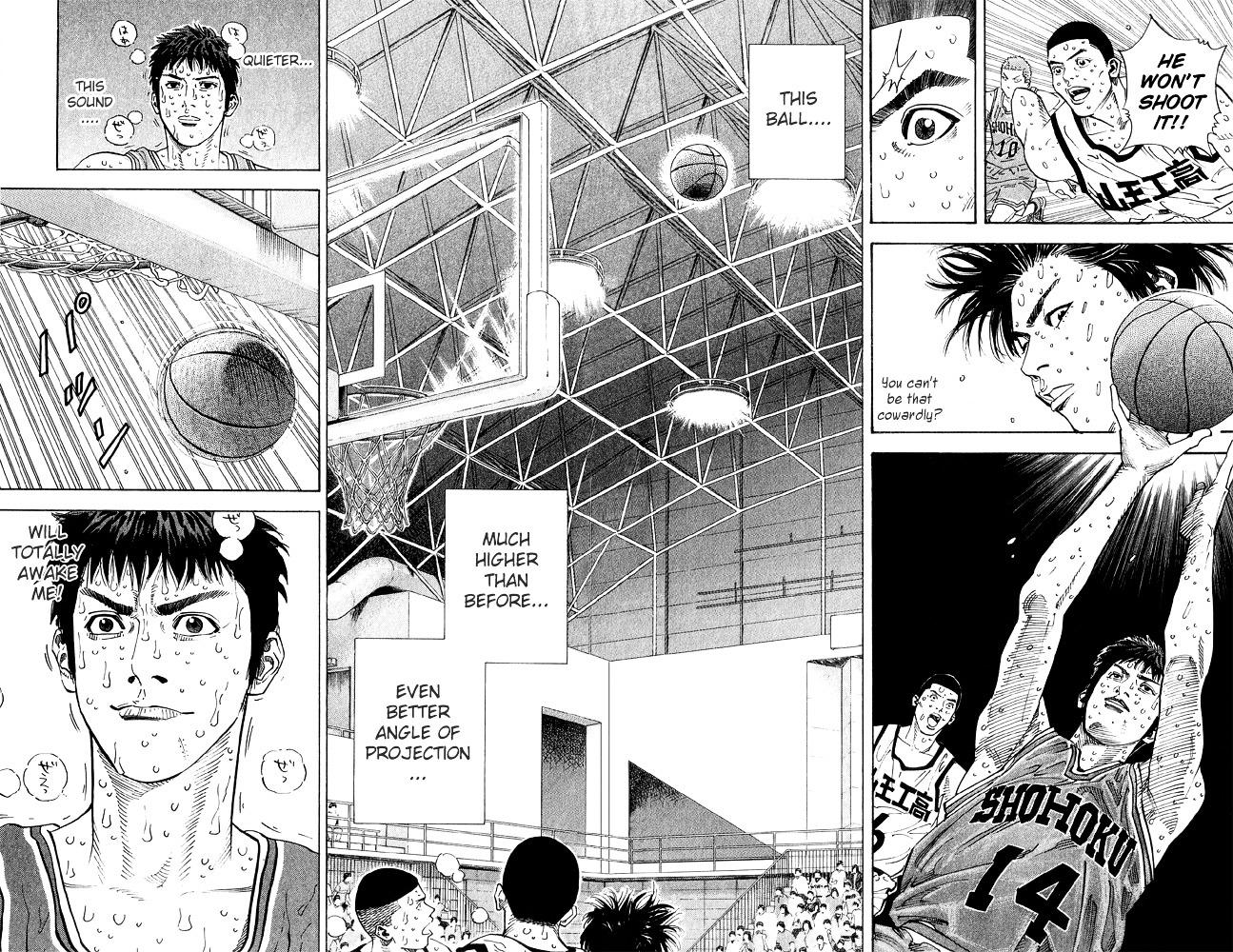 Slam Dunk Chapter 261  Online Free Manga Read Image 20