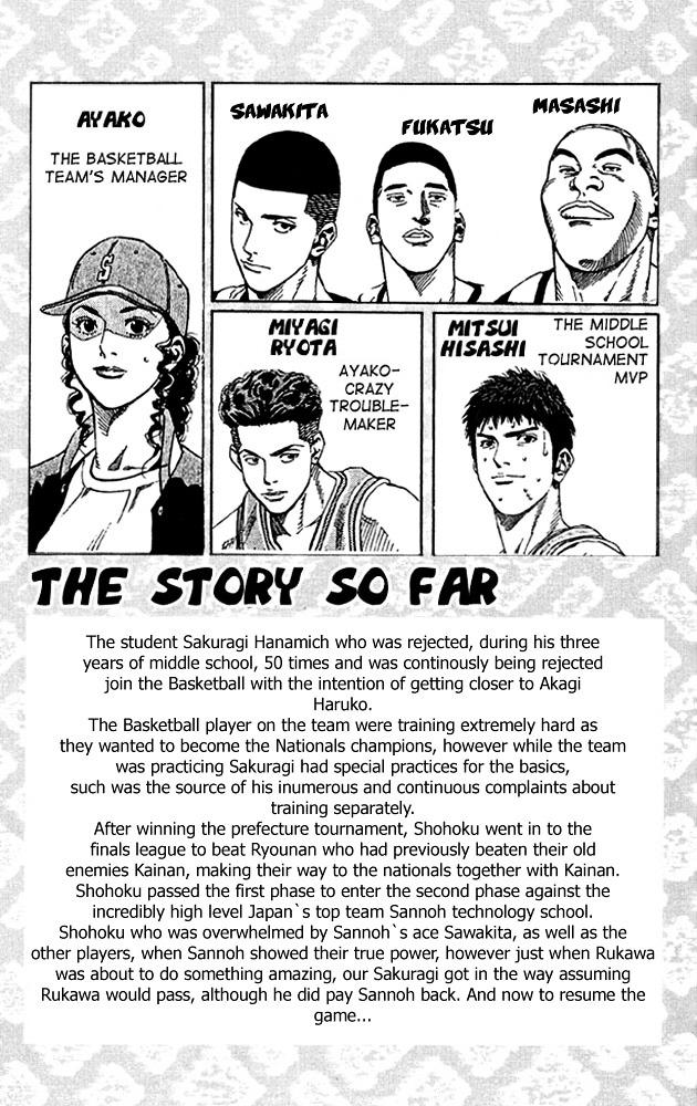 Slam Dunk Chapter 261  Online Free Manga Read Image 3