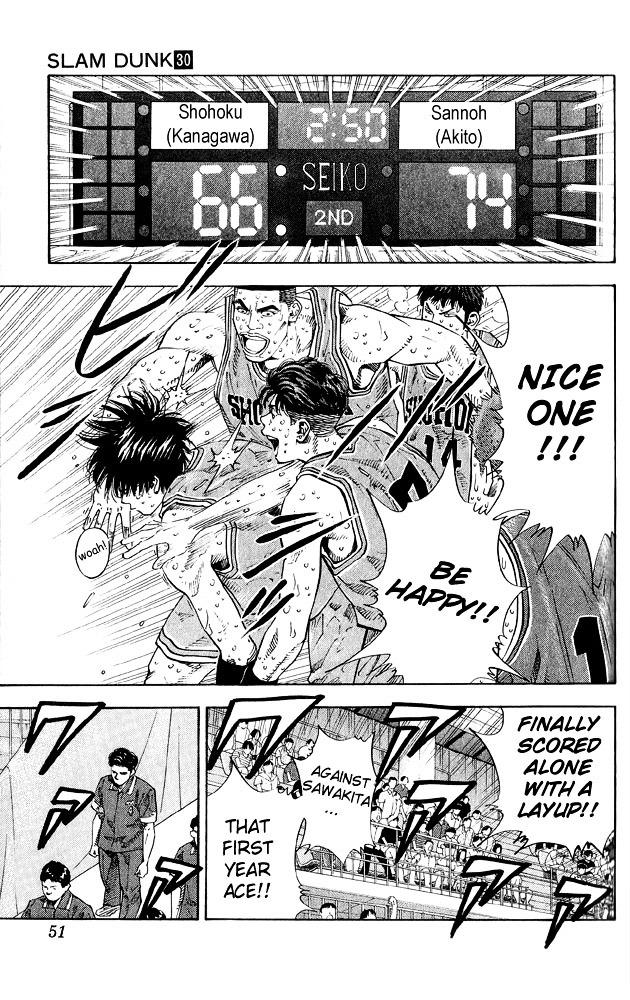 Slam Dunk Chapter 263  Online Free Manga Read Image 4