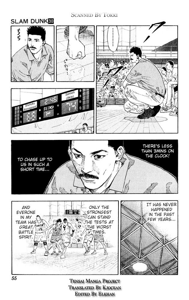 Slam Dunk Chapter 263  Online Free Manga Read Image 8