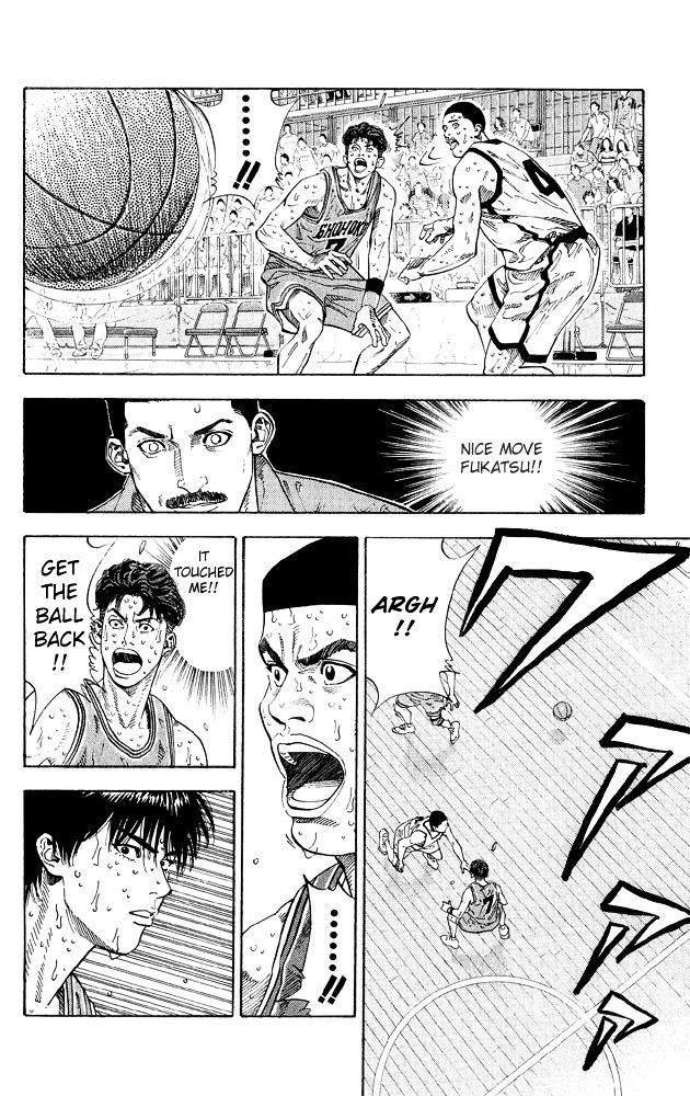 Slam Dunk Chapter 264  Online Free Manga Read Image 8