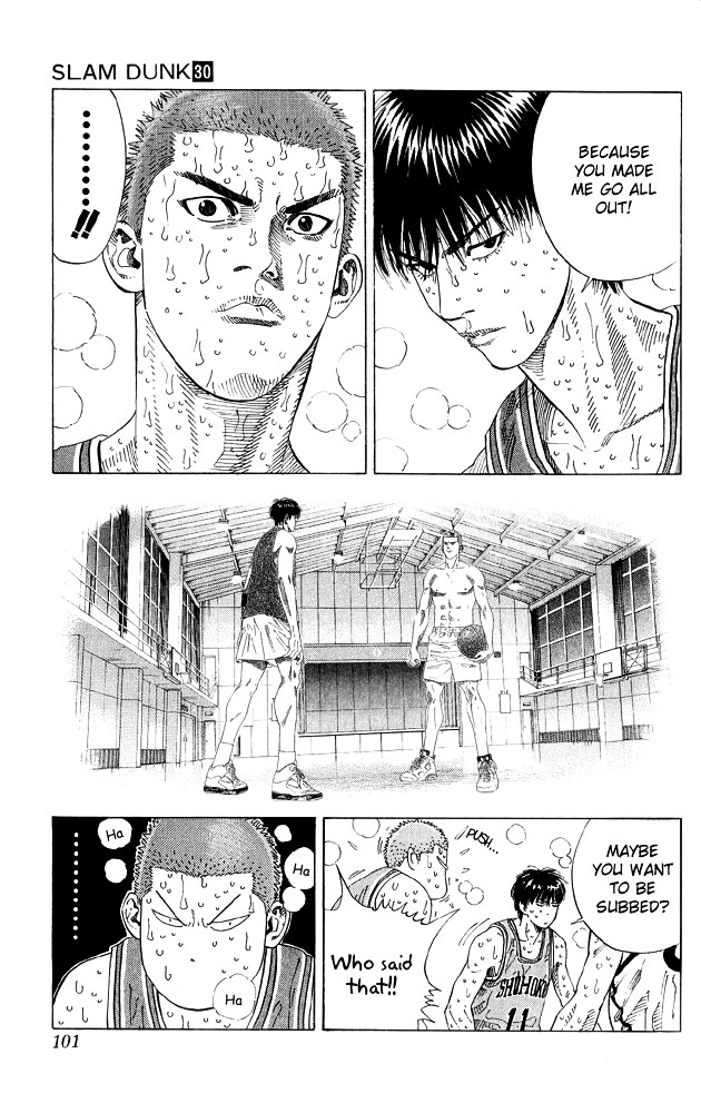 Slam Dunk Chapter 265  Online Free Manga Read Image 12