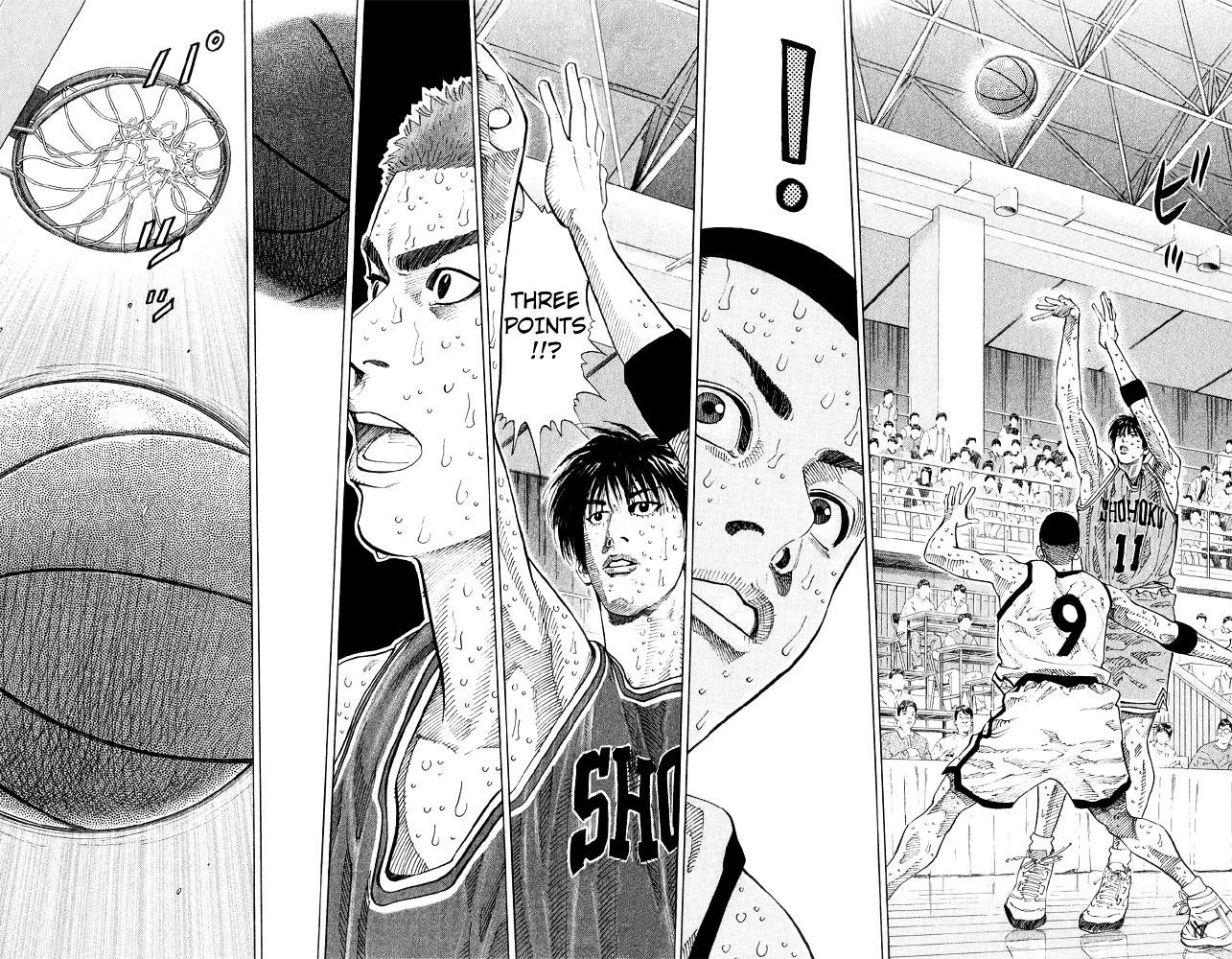 Slam Dunk Chapter 265  Online Free Manga Read Image 17