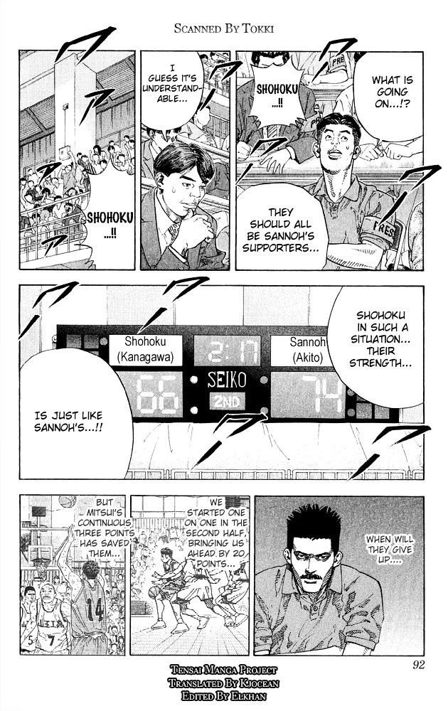 Slam Dunk Chapter 265  Online Free Manga Read Image 3